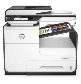 HP PageWide MFP 377dw Printer (A4/ 30 ppm/ USB 2.0/ Ethernet/ Wi-Fi/ Print/ Scan/ Copy/ Fax, Duplex/ DADF)