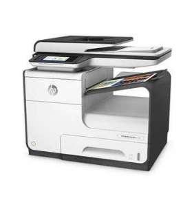 HP PageWide Pro MFP 477dw (A4/ 40/40str/min/USB 2.0/ Ethernet/ Wi-Fi/ Print/Scan/Copy/Fax/ DADF)