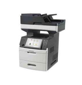 "Lexmark MX711Dhe mono laser MFP, 66 ppm, síť, duplex, fax, DADF, 10"" dotykový LCD, HDD"