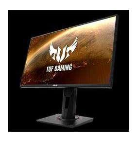 ASUS LCD 24.5' VG259Q FHD 1920x1080 Gaming monitor, 400cd, 1ms(MPRT), up to 144Hz, DP, HDMI, repro, pivot