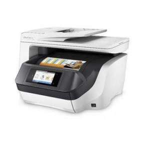 HP All-in-One Officejet Pro 8730 (A4/ 24/20 ppm, USB 2.0/ Duplex/ Ethernet/ Wi-Fi/ Print/ Scan/ Copy/ Fax/DADF)