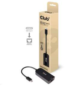 Club 3D USB 3.2 Gen1 Type C to RJ45 2.5Gbps
