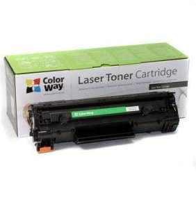 Laserový toner ColorWay pre Canon:712/713  HP:CB435A/436A (CW-C712M)