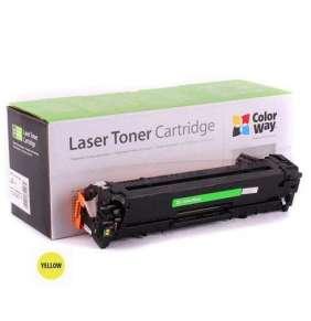 Laserový toner ColorWay pre HP CB542A  Canon716Y /CW-H542YEU/