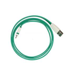 TB Touch Micro USB - USB Cable, 2m, green