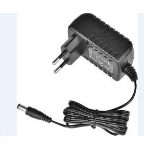 Virtuos Přídavný napájecí zdroj pro čtečky čár. kódu RS-232 5V/2A, s LED diodou