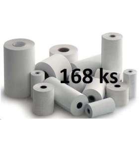 Papierový kotúč papierová páska TERMO 1 + 0, 57/45/12 (Epson, Star, Birch) 25m