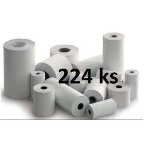 Papierový kotúč papierová páska TERMO 1 + 0, 57/30/12 (Epson, Star, Birch) 9m