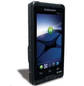 Datalogic DL-Axist, 2D, BT, Wi-Fi, 3G (HSPA+), NFC, kit (USB), ext. bat., Android