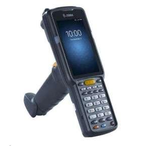 Zebra Terminál MC3300 WLAN, BT, GUN, 1D, 38 KEY, 2X, GMS, 2/16GB, ROW, Android