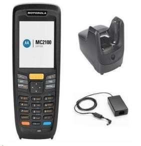 Motorola MC2180, WLAN Laser KIT, CE6.0 Pro, 128 / 256MB, kolíska, remienok na ruku, USB kábel, zdroj
