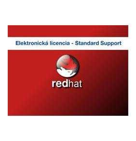 Red Hat Enterprise Linux Server, Standard (Physical or Virtual Nodes), 1 yr