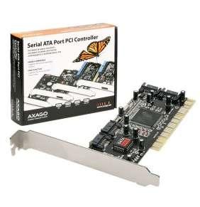 AXAGON PCIS-50, PCI řadič - 4x int.SATA RAID 0/1/5/10