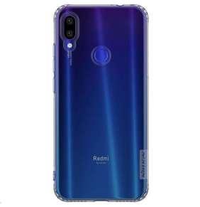 Nillkin Nature TPU Case pro Xiaomi Redmi Note 7 / Note 7 Pro Grey
