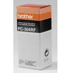 Brother PC-304 (4 ks fólie pro FAX-920/930, 235 str.)