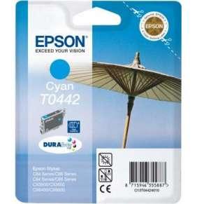 EPSON cartridge T0452 cyan (slunečník)