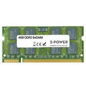 2-Power 4GB PC2-6400S 800MHz DDR2 CL6 SoDIMM 2Rx8 (DOŽIVOTNÍ ZÁRUKA)