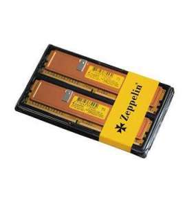 EVOLVEO Zeppelin, 8GB 2133MHz DDR4 CL15, GOLD, box (2x4GB KIT)
