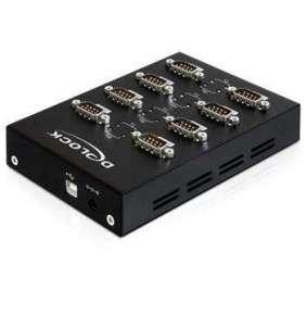 Delock USB 2.0 8 x sériový adaptér