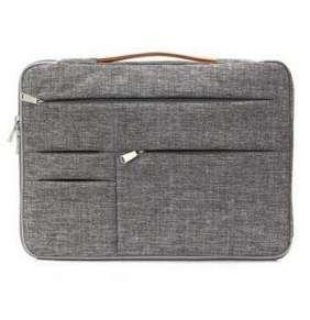 """UMAX univerzální taška na notebooky velikosti 13 - 14"""" šedý"""