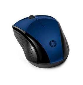 HP 220 - modrá bezdrátová myš