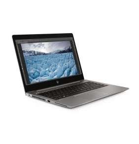 HP Zbook 14u G6, i7-8565H, 14.0 UHD/IPS, WX3200/4GB, 16GB, SSD 512GB, ., W10Pro, 3/3/0