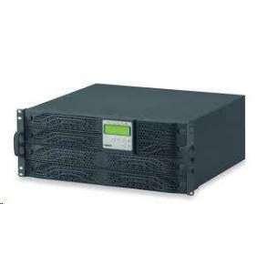 Legrand UPS 1f/1f DAKER DK 6000VA, Rack 4U/ Tower, On-Line, 6000VA / 5400W , RS232 a USB