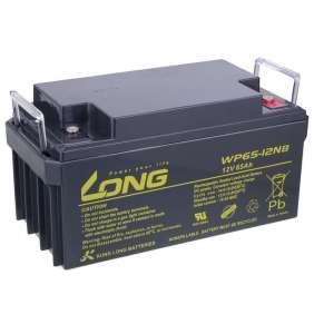 Baterie Long 12V 65Ah olověný akumulátor High Rate F8 (WPL65-12AN)