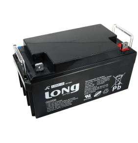 Baterie Long 12V 65Ah olověný akumulátor DeepCycle GEL F4