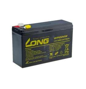 Baterie Long  (12V/6Ah - Faston 250, HighRate)