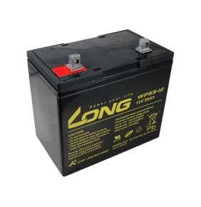 Baterie Long 12V 55Ah olověný akumulátor F15