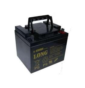 Baterie Long 12V 45Ah olověný akumulátor F4