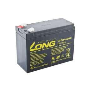 Baterie Long 12V 10Ah olověný akumulátor DeepCycle AGM F2