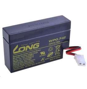 Baterie Long 12V 0,7Ah olověný akumulátor AMP