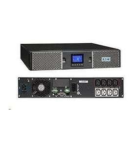 EATON UPS 1/1fáze, 9PX 1000i RT2U, (OnLine), network card