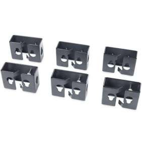 APC Cable Containment Brackets with PDU Mounting Capability for NetShelter SX