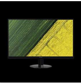 "ACER LCD SA230Abi - 23"", IPS LED, FHD 1902x1080, 100M:1, 4ms, VGA, HDMI, ComfyView, BLACK"