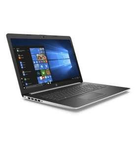 NTB HP Laptop 17-ca1001nc 17.3 HD Ryzen 3 3200U 4GB DDR4 1TB 5400RPM+256GB SSD AMD Radeon Vega Graphics Silver