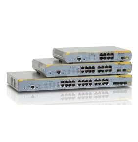 Allied Telesis L2+ 20xGb 4xSFP switch AT-x210-24GT