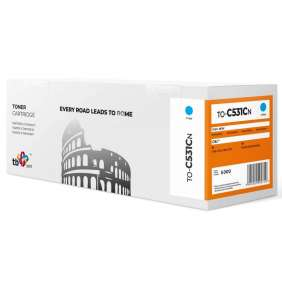 Toner TB kompatibilní s C531 TO-C531CN CY 100% new