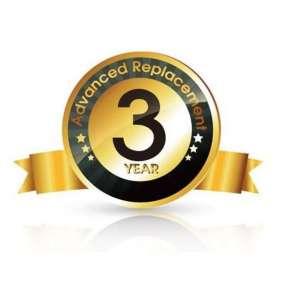 QNAP 3 year advanced replacment for TS-1253BU