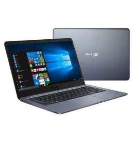 """ASUS VivoBook E406MA-EK278TS - Intel Celeron N4000,14"""" TN 1920×1080,4 GB,UHD Graphics,SSD 64GB,W10H"""