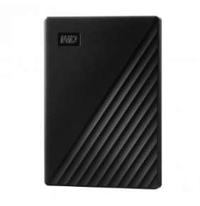 "WD My Passport portable 1TB Ext, 2,5"" USB3.0, WORLDWIDE 2019, Black"