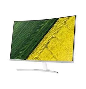 "32"" Acer ED322QA - VA, FullHD, 4ms, 250cd/m2, 16:9, HDMI, DVI, VGA, Curved, FreeSync, repro"