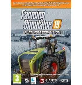 PC - Farming Simulator 19: Platinum Expansion