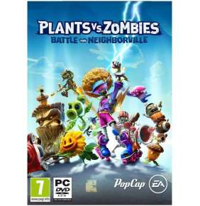 PC - PLANTS VS ZOMBIES: BATTLE FOR NEIGHBORVILLE