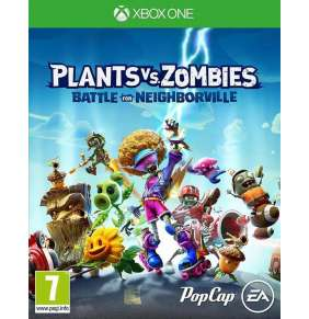 XONE - PLANTS VS ZOMBIES: BATTLE FOR NEIGHBORVILLE
