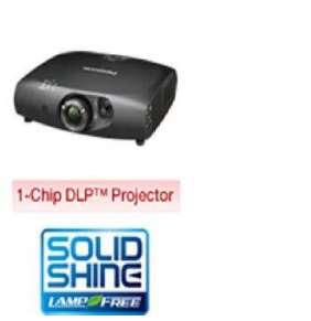 Panasonic PT-RW430KJ - DLP/1268x768 WXGA/3500 ANSI lm/20000:1/HDMI