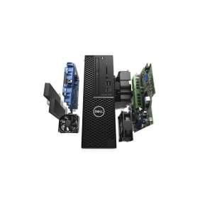 Dell Precision 3431 SF i7-9700/16GB/256GB SSD-M2/P620-2GB/DVD-RW/No-WiFi/DP/W10P/3RNBD/Černý