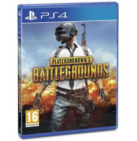 SONY PS4 hra PlayerUnknown's Battlegrounds